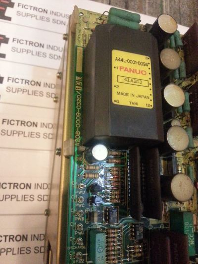 A20B-0009-0320/10D A20B-0009-0320 FANUC Supply & Repair Malaysia Singapore Thailand Indonesia