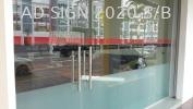 Company / Office Glass Sticker