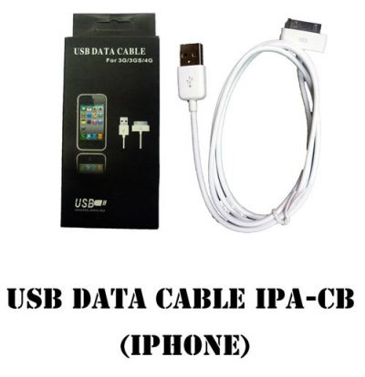 USB Data Cable Ipa-CB (Iphone)