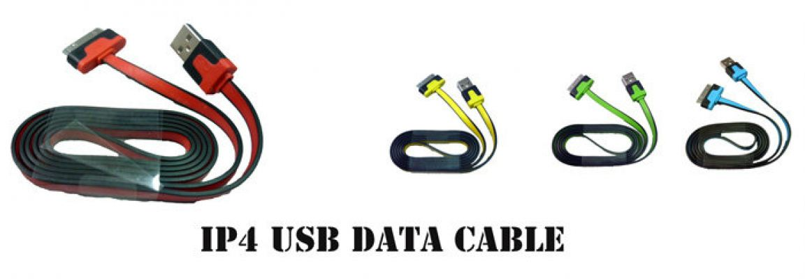 IP4 USB Data Cable