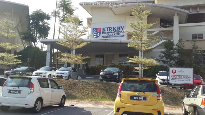 (Kirkby International College)