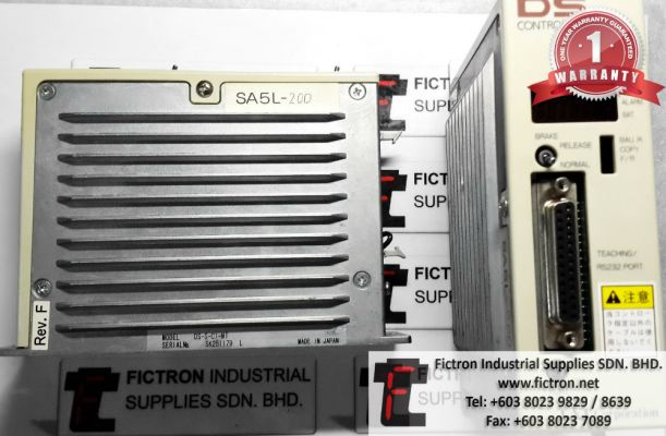 DS-S-C1-MT IAI Corporation DS CONTROLLER Repair Service in Malaysia Singapore Thailand