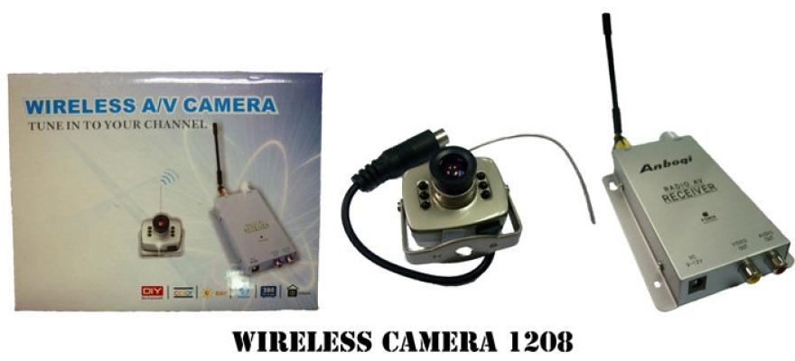 Wireless Camera 1208