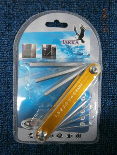 TAKKA 7PCS MM FOLDER ALLEN KEY-HEX TYPE