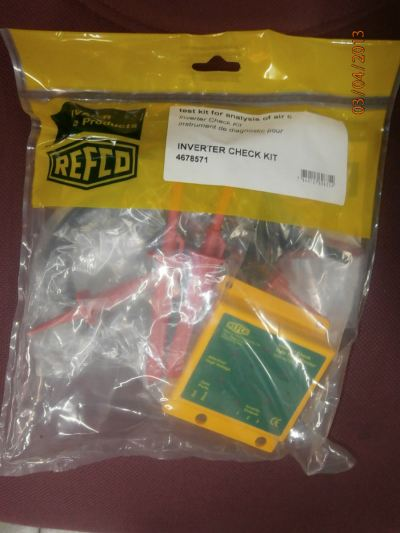 Refco 4678571 Inverter Check Kit