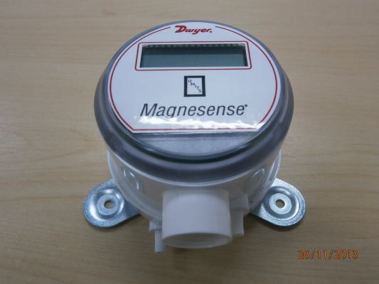 DWYER MS SERIES MAGNESENSE DIFFERENTIAL PRESSURE TRANSMITTER