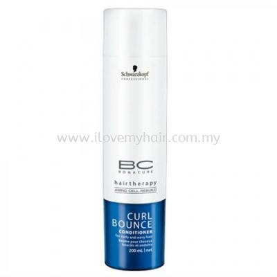 Schwarzkopf Professional Bc Curl Bounce Conditioner(200ml)
