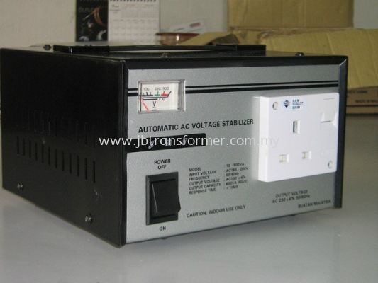 Single Phase Automatic Voltage Stabilizer (AVS)