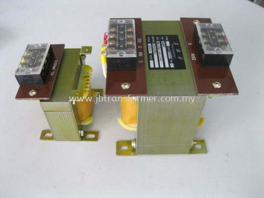 Single Phase Isolating Transformer