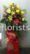 OFA 004 Opening Flower Arrangement