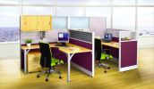 Collaborative Workstation Workspace Desking System