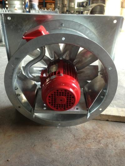 GTG TFA-Q 400/150/10/34 PLATE AXIAL FAN (CLASS-H MOTOR)
