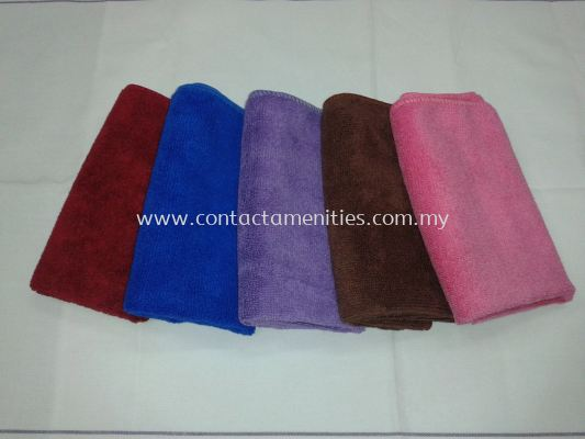 Micro Fiber Wiping Cloth