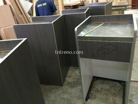 We are specialist in custom made Trash bin with inner bin in Malaysia  (FREE QUOTATION)