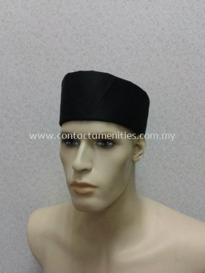 Skull Hat Black