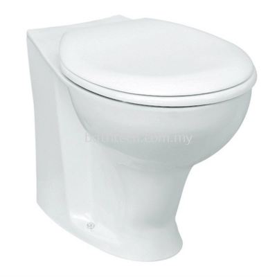 Sheffield / Sheffield With Buil-in-Bidet Pedestal WC