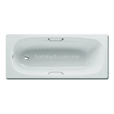 Cres Enameled Steel Bath