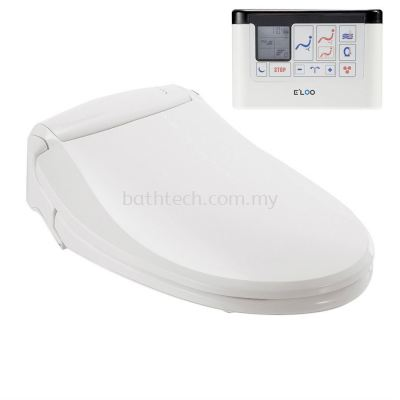 BS 7222 Electronic Bidet Seat - Elongated,AC (800077)