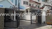 1st 3D Main Gate In Your Malaysia Main Gate