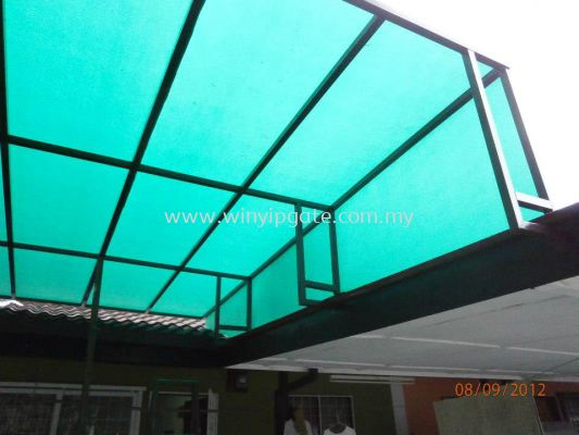 Polycarbonate Stainless Steel / Iron