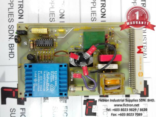 S 355 001.3 INAG Control Board Repair Service in Malaysia Singapore Thailand Indonesia