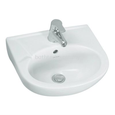 Boston 400 Wall Hung Basin
