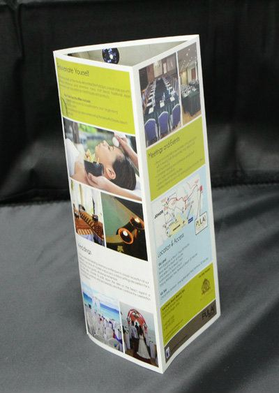 Brochures and Flyers