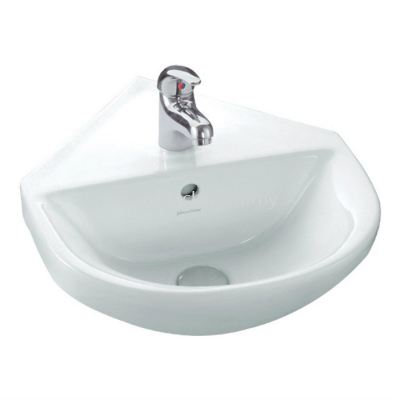 Windsor Corner Wall Hung Basin