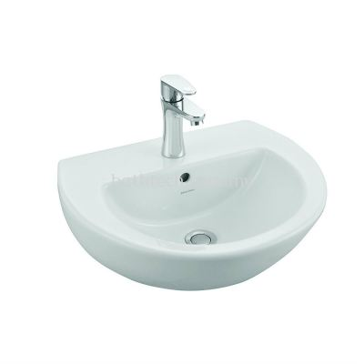 Bergamo Wall Hung Basin
