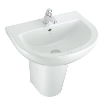 Como Wall Hung Basin