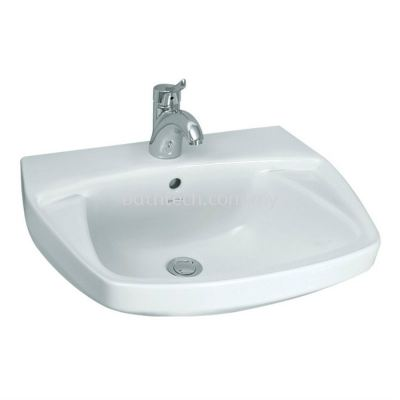 Monte Carlo Wall Hung Basin
