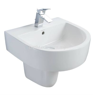 Ragusa 505 Wall Hung Basin
