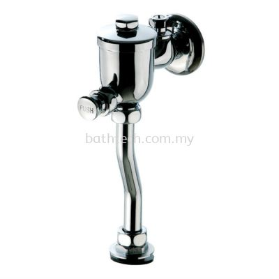 17204 Exposed Urinal Flush Valve With Bend Pipe