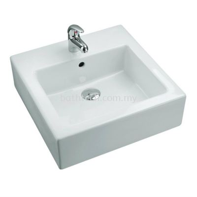 Trezzo 485 Wall Hung/Countertop Basin
