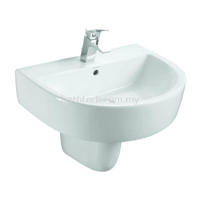 Ragusa 605 Wall Hung Basin