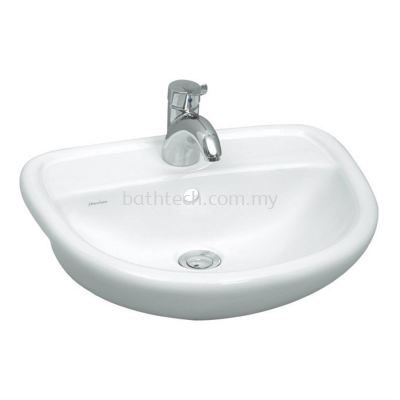 Venice Semi-Recessed Basin