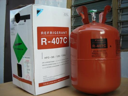 Daikin 407C Refrigerant Gas (10kg)
