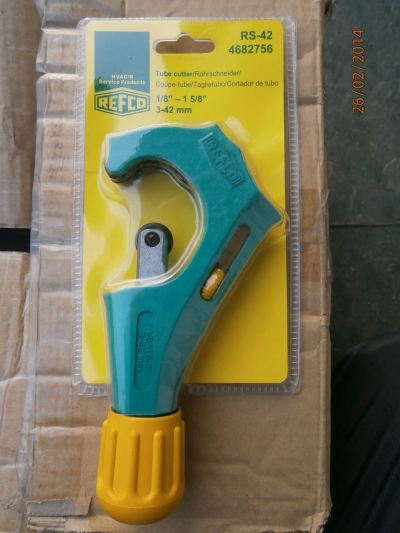 """REFCO RS-42 (1/8"""" ~ 1-5/8"""") Tube Cutter"""