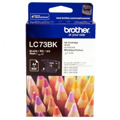 Brother LC-73 Black Ink