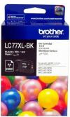 Brother LC-77XL Black Ink BROTHER INK CARTRIDGES