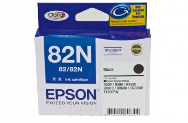 Epson 82 / T1121 Black Ink
