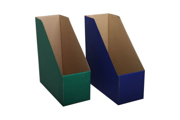 Diecut Document Storage Boxes