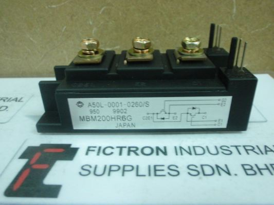 MBM200HR6G Hitachi Power Module Malaysia Singapore Thailand Indonesia