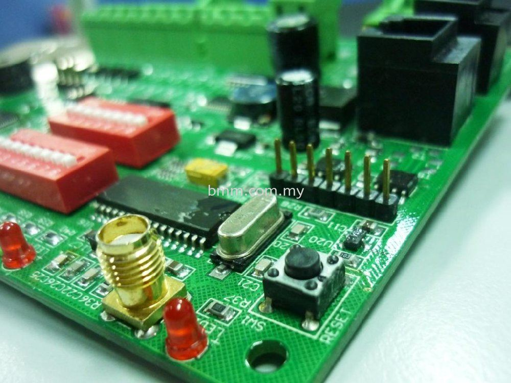 PCB Assembly for Intelligent Hanger System Others Johor Bahru (JB), Pasir Gudang, Johor, Singapore. Supplier, Supplies, Service | B.M. Nagano Industries Sdn Bhd