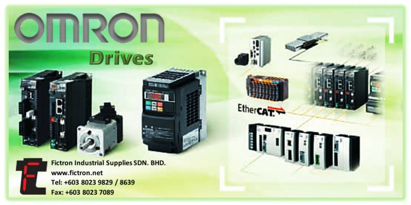3G3JX-A2037 OMRON JX Series Inverter Supply & Repair Malaysia Singapore Thailand Indonesia Europe & USA