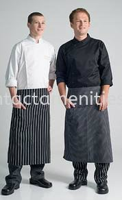 Chef Apron-Stripes Chef Uniforms - Aprons Chef / Service / Housekeeping Uniforms Johor Bahru (JB), Malaysia, Sarawak, Perak, Iskandar Puteri, Menglembu, Kuching Supplier, Supplies, Distributor, One Stop, Provider   Contact Amenities & Hotel Supplies