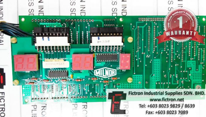 Repair Service in Malaysia - 08BNCMSAT PELLERIN MILNOR CORPORATION PCB Singapore Indonesia