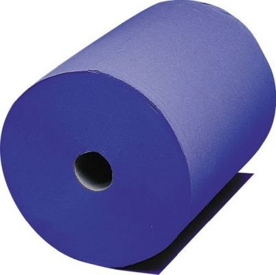 Wiper, Workshop Rolls 2 Ply Blue Perf 37cm x 400m SOL9522830Q