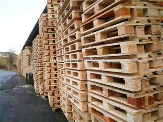 Used Wooden Pallet PMY1210SH1