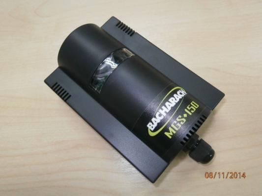 BACHARACH MGS-150 Gas Detector 0-1000 PPM (STD R134a)